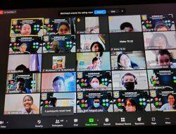 Webinar SMP Pangudi Luhur, Siswa Harus Manfaatkan Medsos Secara Positif
